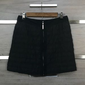 Richard Chai Zipper Skirt
